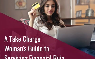 A Take Charge Woman's Guide to Surviving Financial Ruin and Other Odds and Sods during Divorce
