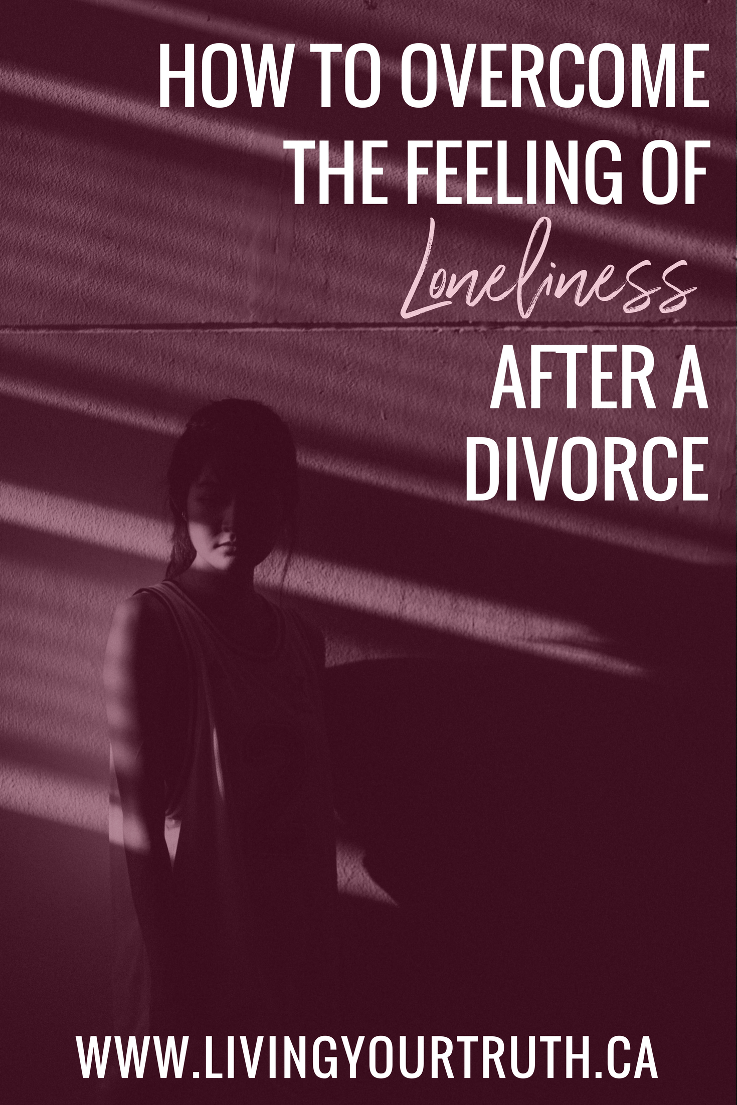 How to combat loneliness after divorce