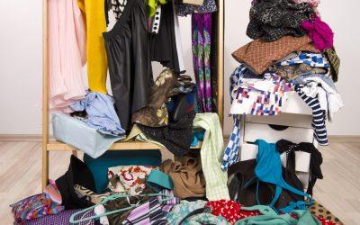 Messy Closet, Messy Drawer, Messy Life!!
