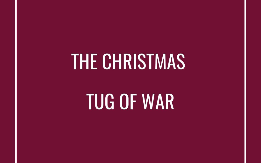 The Christmas Tug of War